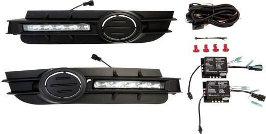 Tagfahrlicht LED Passend für Audi Devil Eyes 610856 Audi A6 4F Typ C6