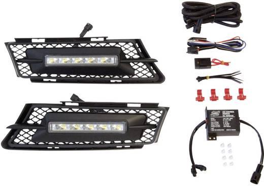 Tagfahrlicht LED Passend für BMW Devil Eyes 610859 BMW 3-serie E90 / E91