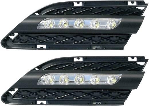 Tagfahrlicht LED Passend für BMW Devil Eyes 610858 BMW seria 3 E90CI / E91 LCI