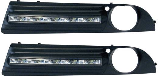 Tagfahrlicht LED Passend für BMW Devil Eyes 610862 BMW 5er E60 / E61