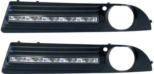 Tagfahrlicht LED Passend für BMW Devil Eyes 610862 BMW seria 5 E60 / E61