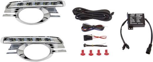 Tagfahrlicht LED Passend für Mercedes Benz Devil Eyes 610865 Mercedes C Klasse W204 / S204