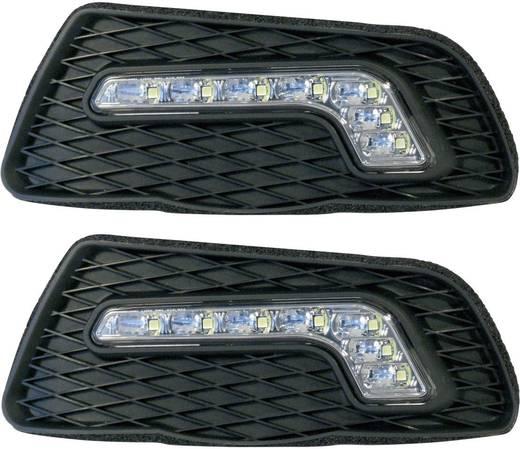 Tagfahrlicht LED Passend für Mercedes Benz Devil Eyes 610864 Mercedes C-Klass W204 / S204