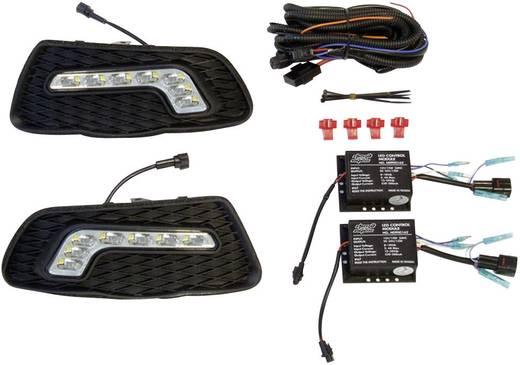 Tagfahrlicht LED Passend für Mercedes Benz Devil Eyes 610864 Mercedes C Klasse W204 / S204