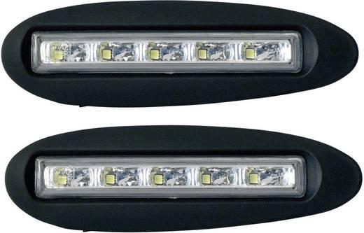 Tagfahrlicht LED Passend für Mercedes Benz Devil Eyes 610867 Mercedes Klasa S W220 10.98-10.02