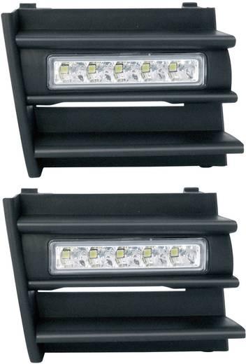 Tagfahrlicht LED Passend für Skoda Devil Eyes 610871 Skoda Octavia 1Z 04.04-01.09