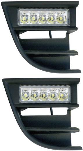Tagfahrlicht LED Passend für Skoda Devil Eyes 610872 Skoda Octavia 1Z od 01.09