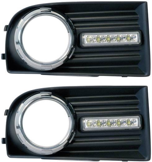 Tagfahrlicht LED Passend für Volkswagen Devil Eyes 610874 VW Golf 5