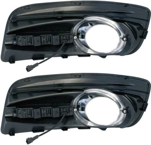 Tagfahrlicht LED Passend für Volkswagen Devil Eyes 610873 VW Golf 5 GT / GT Sport / GTI