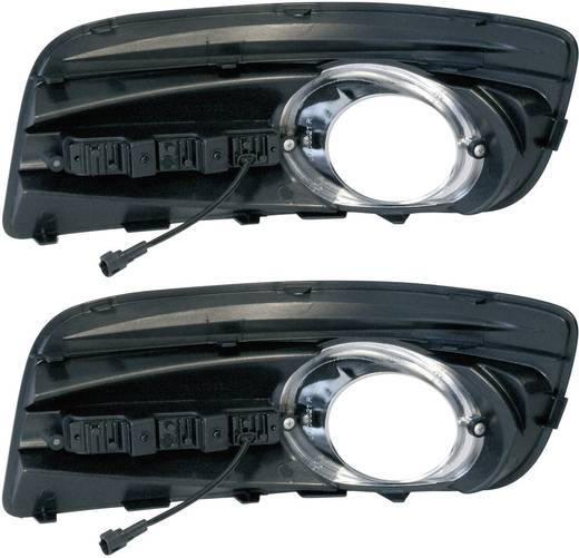 Tagfahrlicht LED Passend für Volkswagen Devil Eyes 610873