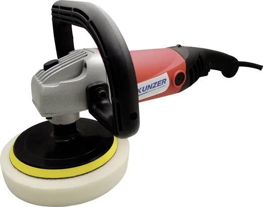 Rotationspoliermaschine 230 V 1200 W Kunzer 7PM03 600 - 3000 U/min 180 mm