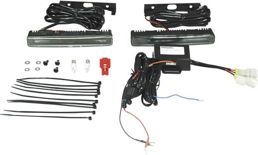 Tagfahrlicht, Positionslicht LED (B x H x T) 165 x 19 x 34 mm Philips 38638733 12825WLEDX1 DaylightGuide