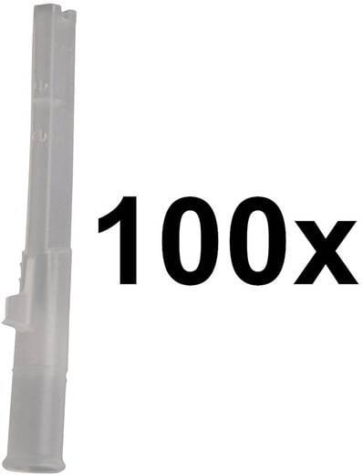 Mundstücke ACE Pro 100 stuks Transparent
