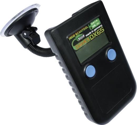 DX65 Handheldscanner Diamex 7101 Geeignet für alle Fahrzeuge mit OBD II Buchse