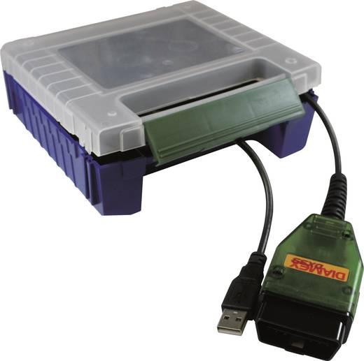 DX35 OBD2 Diagnose Interface Diamex 7104 Geeignet für alle Fahrzeuge mit OBD II Buchse