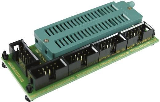 Universal Programmieradapter AVR Schwenkhebler für DIL AVR Controller und 10pol ISP Anschluss Diamex 7204