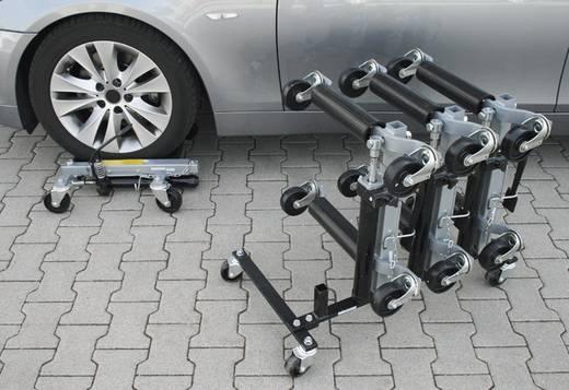 Kunzer Gestell zur Aufbewahrung von 4 hydraulischen Rangierhilfen 7GJG01