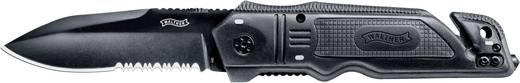 Rettungsmesser Walther 5.0728 Emergency Rescue Knife Knife ERK Glasbrecher, Gurtschneider (L x B x H) 118 x 40 x 20 mm