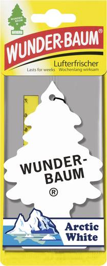 Duftkarte Wunder-Baum Artic White 1 St.
