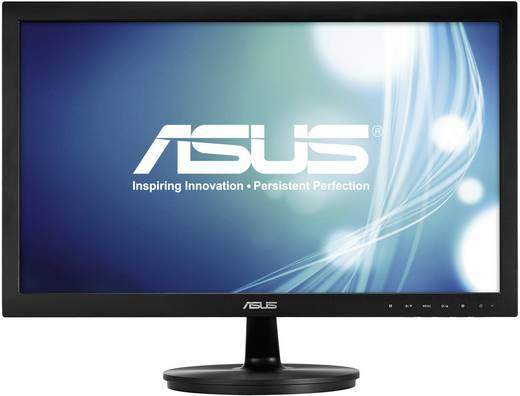 Asus VS228NE LED-Monitor 54.6 cm (21.5 Zoll) EEK n.rel. 1920 x 1080 Pixel Full HD 5 ms DVI, VGA TN Film