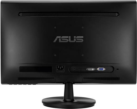 LED-Monitor 54.6 cm (21.5 Zoll) Asus VS228NE EEK n.rel. 1920 x 1080 Pixel Full HD 5 ms DVI, VGA TN Film