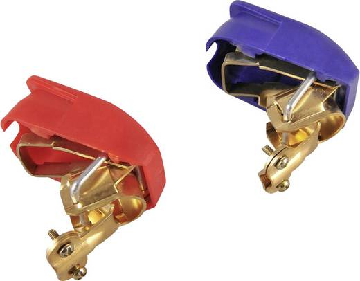 Batterie-Schnellverbinder Pluspol, Minuspol IWH 19039 (B x H x T) 45 x 27 x 63 mm
