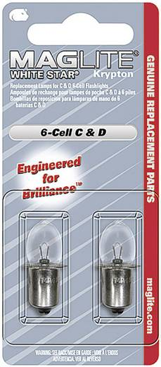 Ersatz-Leuchtmittel Passend für (Details): 6D-Cell Mag-Lite LWSA601