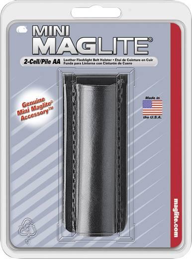 Leder-Gürtelhalter für Mini Maglite AA und LED Mini Maglite 2AA