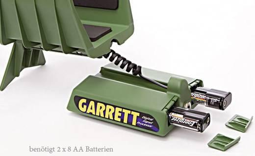 Metalldetektor Garrett GTI2500 Suchtiefe (max.) 220 cm