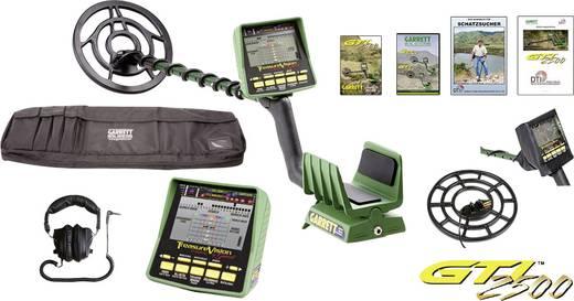 Metalldetektor Garrett GTI 2500 Pro Suchtiefe (max.) 220 cm
