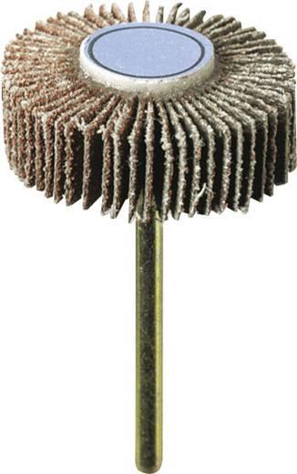 Schleiffächer 9,5 mm Dremel 502 Dremel 2615050232 Durchmesser 28.6 mm Schaft-Ø 3,2 mm Körnung 80