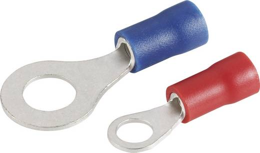 Quetschverbinder-Sortiment 0.205 mm² 2.50 mm² Rot, Blau 323004 20 St.
