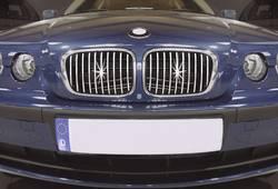 Image of 11564 Auto Zierleiste Chrom (L x B) 3.65 m x 3.5 mm