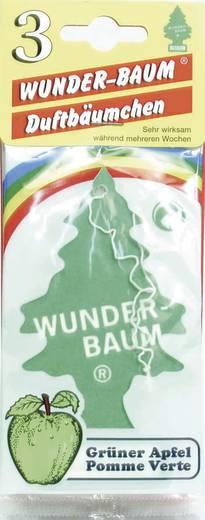Duftkarte Wunder-Baum Apfel / Grüner Apfel 3 St.
