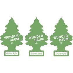 Image of Wunder-Baum Duftkarte Apfel / Grüner Apfel 3 St.