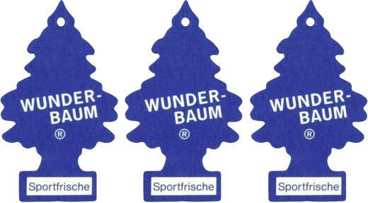 Duftkarte Wunder-Baum Sportfrische 3 St.