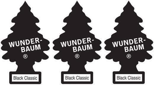 Duftkarte Wunder-Baum Black Ice 3 St.