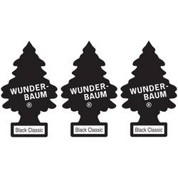 Image of Wunder-Baum Duftkarte Black Ice 3 St.