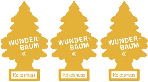 Duftkarte Wunder-Baum Kokosnuss 3 St.