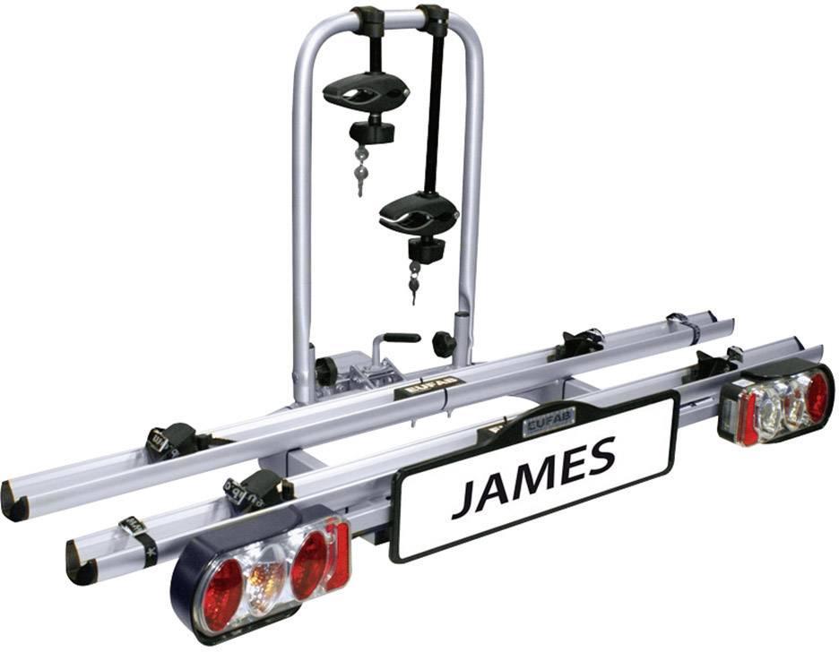 Eufab Fahrradträger James 11417 Anzahl Fahrräder=2