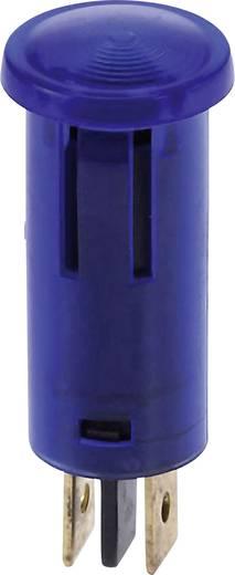Kontroll-Leuchte 12 V 0.7 W Blau Inhalt: 1 St.