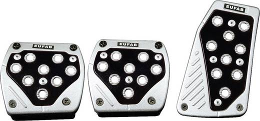 Sport-Pedale Aluminium Schwarz Eufab Sport-Pedale 17160