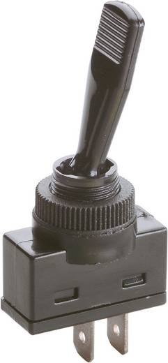 Kfz-Kippschalter K815 12 V/DC 16 A 1 x Ein/Ein rastend 1 St.