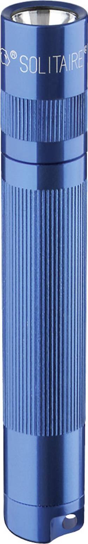 Kapesní svítilna Mag-Lite Solitaire, K3A116, 1,5 V, kryptonová, modrá