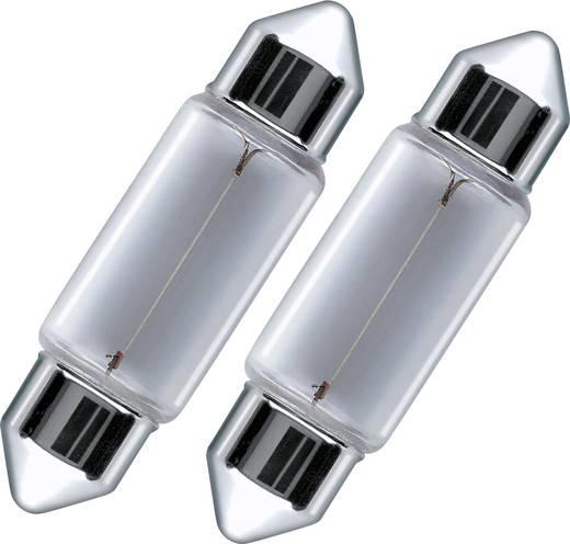 OSRAM Soffitten Leuchtmittel Standard C10W 10 W
