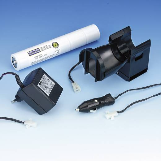 Mag-Lite® Mag-Charger RE4019 Halogenlampe High > 2 h · Low > 6,7 h Schwarz