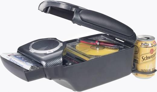 HP Autozubehör Luxus Mittelarmlehne Carbon