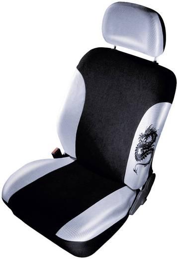 Sitzbezug 11teilig cartrend 79-5320-03 Mystery Polyester Geschütz-Grau, Schwarz Fahrersitz, Beifahrersitz, Rücksitz