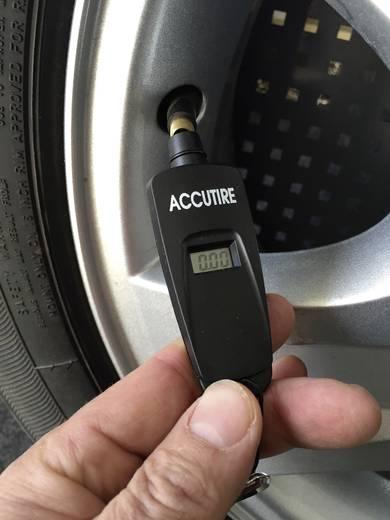 Reifendruckprüfer Messbereich Luftdruck 0.4 - 6.8 bar Accutire 2100