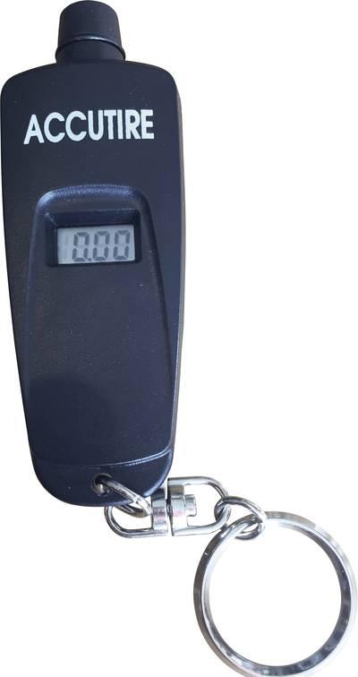 Manometro Campo di misura pressione dell'aria (intervallo) 0.4 - 6.8 bar Accutire 2100